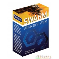 Honeybee Swarm Attractant Wipe