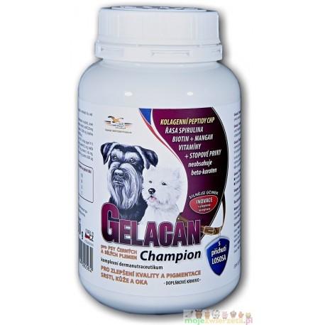 GELACAN® CHAMPION Black & Whote - 150 g